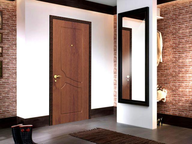 смотреть дизайн входных дверей